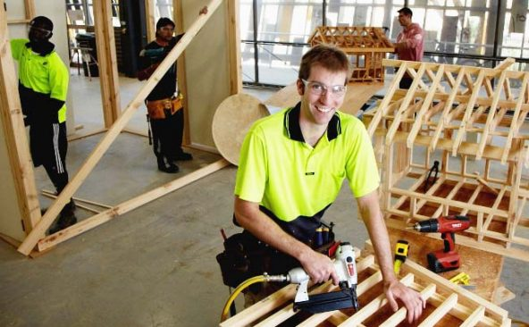 NVQ carpentry qualifications